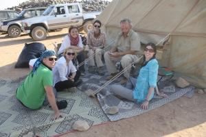 2011 crew at Wasad